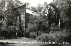 Old Dale Mill