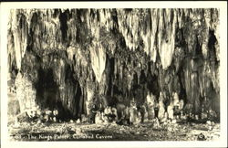 The Kings Palace,Carlsbad Cavern