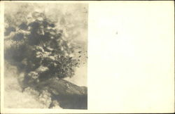 Vesuvius Eruption 1906