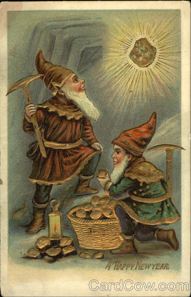 A Happy New Year Elves