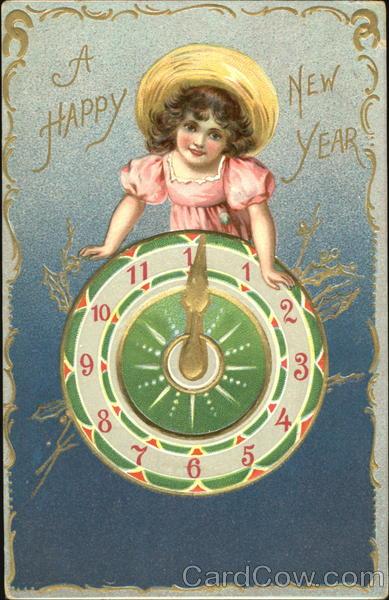 A Happy New Year Children