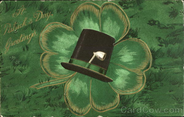 A Patrick's Day Greetings St. Patrick's Day