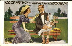 I Love My Wife-But O! You Temptation
