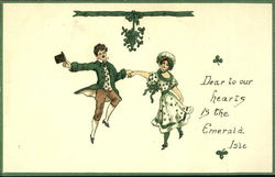 Dear To Our Hearts Is The Emerald Isle