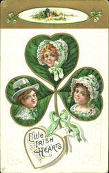 Little Irish Hearts