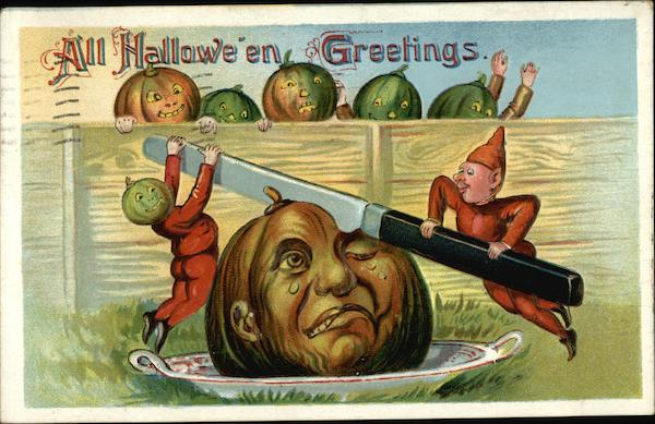 All Halloween Greeting