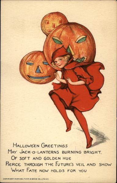 Halloween Greetings Samuel L. Schmucker Samuel L. Schmucker