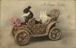 A joyous easter Greeting Card