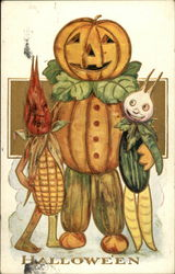 Pumpkin and Other Halloween Vegetables