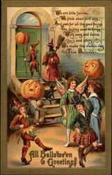 All Halloween Greetings and Poem