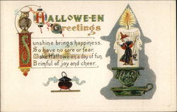 Hallowe-en Greetings