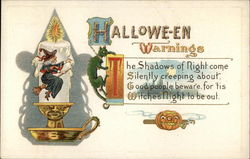 Halloween Warnings