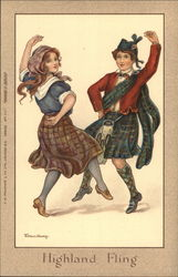 Scottish Highland Fling