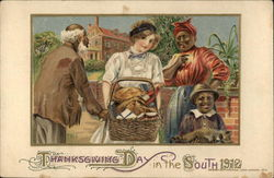 Thanksgiving Day in the South, 1912