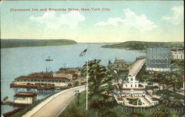 Claremont Inn And Riverside Drive New York City