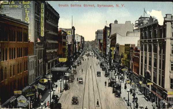 South Salina Street Syracuse New York