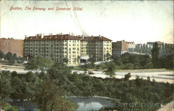 The Fenway And Somerset Hotel Boston Massachusetts