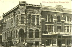 Holdredge Opera House