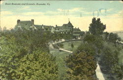 Hotel Roanoke And Grounds