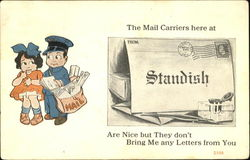 The Mail Carriers Here At Standish