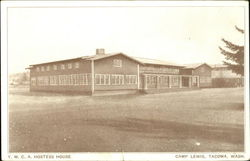 Y. M. C. A. Hostess House Camp Lewis