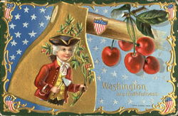 Washington His Truthfulness