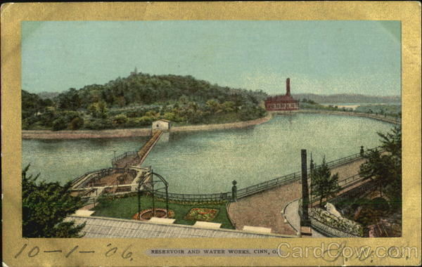 Reservoir And Water Works Cincinnati Ohio