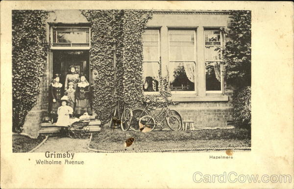 Grimsby Welholme Avenue Hazelmere UK Bicycles
