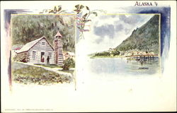 Juneau The Log Church