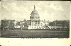 The Capitol West Front