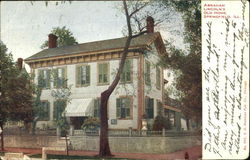 Abraham Lincoln's Old Home