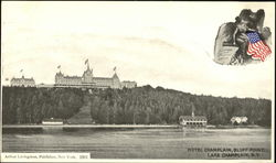 Hotel Champlain Bluff Point