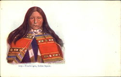 Touch-I-Goo Indian Squaw