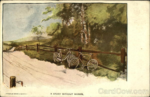 A Story Without Wards Bicycles