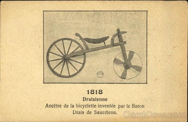 Draisienne Bicycles