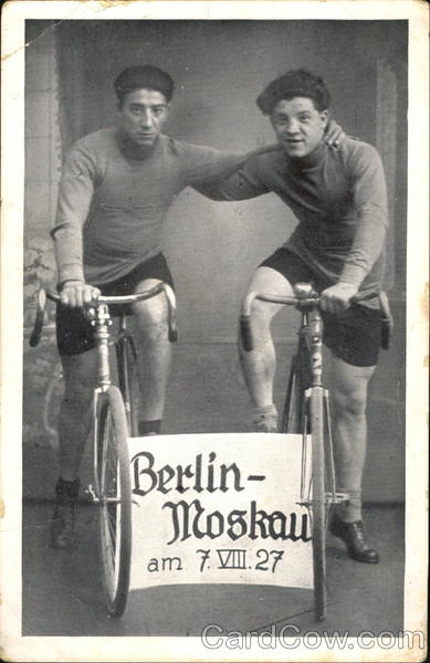 Berlin Moskau Bicycles