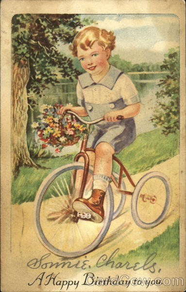 A Happy Birthday To You Bicycles