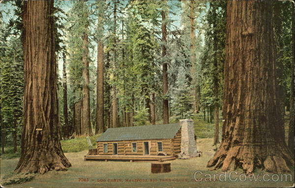 Log Cabin California