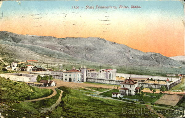State Penitentiary Boise Idaho Prisons