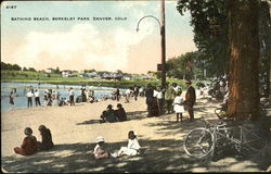 Bathing Beach, Berkeley Park