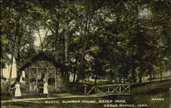 Rustic Summer House, Bever Park
