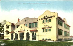 Horace Mann School Postcard
