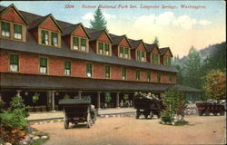 Rainier National Park Inn