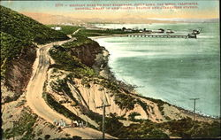 Military Road To Port Rosecrans, Point Loma