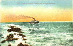 Steamer Crossing Humboldt Bar