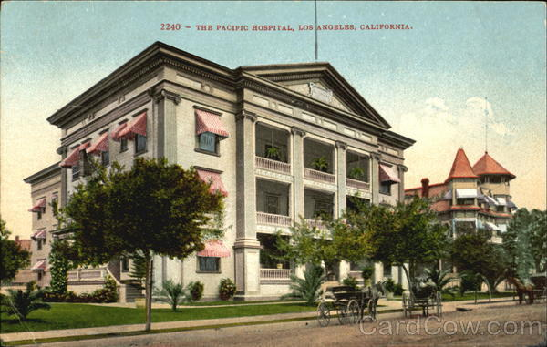 The Pacific Hospital Los Angeles California