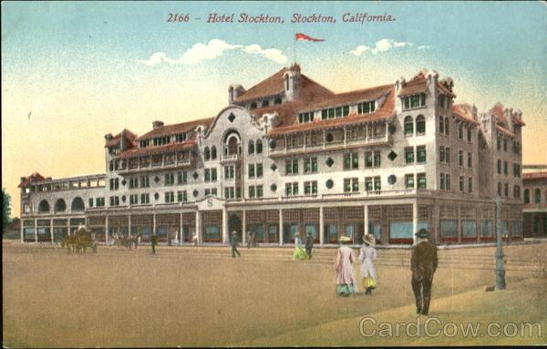 Hotel stockton california for Shirt printing stockton ca