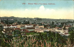 General View Of Los Gatos