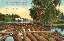 The Bayou Teche, Sunset Route