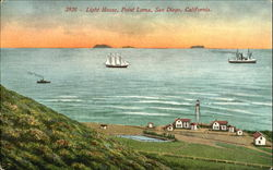 Light House, Point Loma